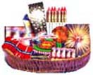 Diwali Gifts with Big Cracker Box & free Diyas to enlighten Diwali to Chennai Delivery